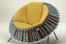 Grab A Seat  / by Carolyn Thurn-Alarcon