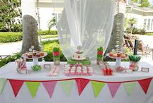Birthday Parties / by Melissa George