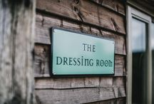 The Dressing Room / The Dressing Room at Caswell House