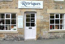 New Shop - Watling Street, Corbridge / In October 2014, we moved into our very own shop on Watling Street, Corbridge.