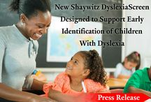 Recommended Resources, Dyslexia