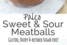 gluten meatballs