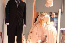 """A.P.LoS. & Pop Up Lab Empoli / Il progetto A.P.LoS. Archivio Per Lo Stile si mostra all'evento POP UP LAB EMPOLI: si compone come un'esperienza espositiva di varie creazioni allestite ciascuna partendo da un insieme di abbigliamenti, accessori e oggetti (antichi, vintage o riproduzioni) per creare un'immagine, un look che possa suscitare e ricordare uno STILE. Lo scopo è quello di diventare un archivio """"visivo e visuale"""" al quale varie figure professionali possano attingere sia in maniera concettuale che materialmente."""