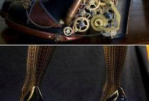 Steampunk / Ideas for costuming and crafting