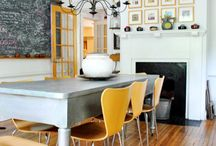 Houses   Interiors  / by Kit Stansley