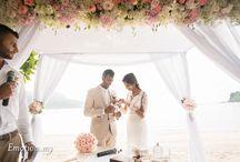 Beach Wedding in Malaysia
