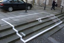 Advertising   Guerrilla & Ambient / Advertising, Guerrilla, outdoor and ambient