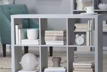 Gray Rooms and Paint / French gray for interior design and decorating, including paint, rooms, accessories, furniture.