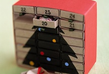 DYI advent calendar