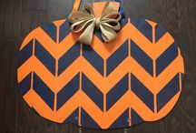 Auburn for the Holidays / Ideas for decorating, treats, and more... just in time for your favorite holiday!