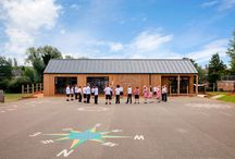 Getting an education / View our Education Buildings videos and see how we can help schools and nurseries .