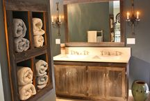 Homes - Ideal Bathroom / by Delicate Elegance Events