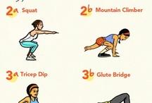 Vida sana, Ejercicio y Fitness