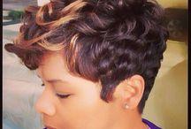 New hair cut March 2015