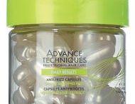 avon advance techniques anti-frizz capsules