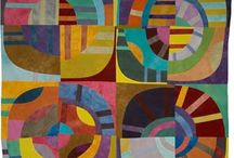 Contemporary quilts / by Connie Tesene