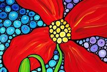 Art Inspiration / by Tanya Pomerleau