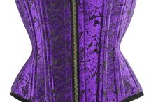 Purple Corsets
