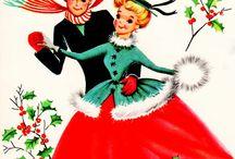 Vintage Christmas / by Barb Poludniak