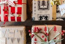 Wrapping / Wrapping gift idea for Christmas