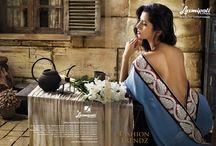Fashion Trendz / Designer Embroidered Sarees