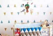 Inspiración para N / Ideas para diseñar un habitación para una niña de 6 años