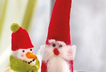 Weihnachtswichtel basteln für Weihnachten – Ideen und Tipps / Wir haben einige schöne Bastelideen für Weihnachtswichtel, die Sie alle auch mit Kindern basteln können. Alle Ideen haben eine Schritt-für-Schritt Anleitung mit kompletter Materialliste!