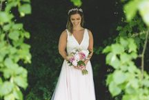 Beautiful Wedding Dresses / A selection of beautiful wedding dresses that have shared their Beautiful Ceremony with us!  www.abeautifulceremony.ie
