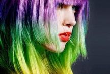Hair!  Glorious hair! / by DanDan Swopes