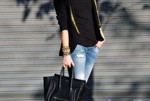 Looks com calças/shorts ♥