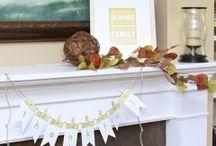 Holiday: Thanksgiving / by Jennifer Martinez