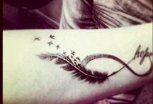 tattoos / by Rocio Aquino