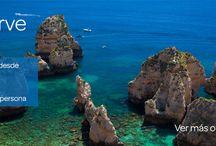 Costas de Portugal / Descubre las mejores ofertas de viaje para poder disfrutar de las playas de Portugal