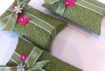 Pillow boxes / by Vicki Love