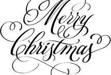 szöveg Karácsony fekete-fehér / text Christmas Vintage black white transzfer transfer