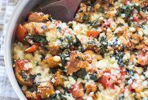 Vegetarian meals / by Julie Carlberg