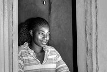 West African Portraits / From The Gambia, Senegal and Cape Verde / by Kathryn Burrington