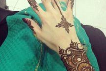 Mehndi etc Designs