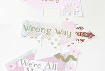 Birthday theme-Alice tea party