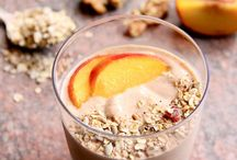 Healthy and portable breakfasts