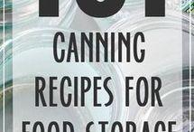 Storage food