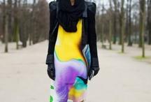Textiles for fashion.