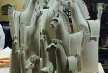 Keramičtí koně