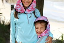 Kids in the Sun / Sun Protection Australia offers UPF50+ apparel for kids and adults. We've got your family covered!