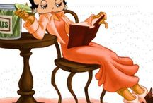 Betty Boop / by Vicky Wesney