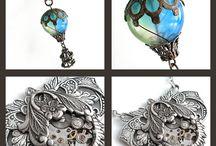 DIY steam punk jewelry  / by Dana Kilgore