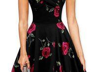 floral vintage chic