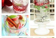 Infused Water / by Chere Webster