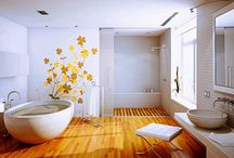 bathrooms / by Claire Wannamaker