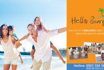 Hello Summertime / Giảm 5% gói Hello Sunny chỉ còn 3,695,500đ + tặng cash voucher trị giá 200,000đ khi sử dụng các dịch vụ tại The Cliff Resort & Residences . Áp dụng cho ngày thường từ Chủ Nhật - Thứ 5 cho đến hết 31/8/2015 Hotline: 0903 594 564 | 0916 581 144